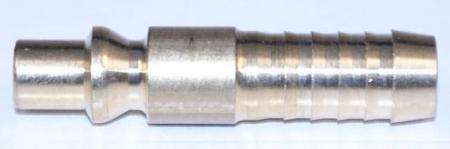 NW 5,5 Stecker - 8 mm Schlauchanschluss