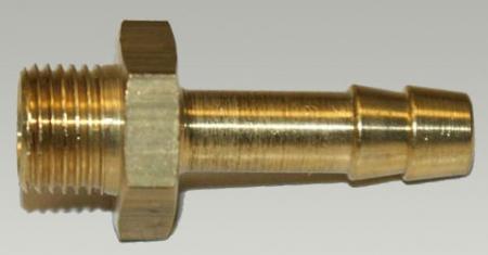 Tülle 1/8 Außengewinde - 6 mm Schlauchanschluss