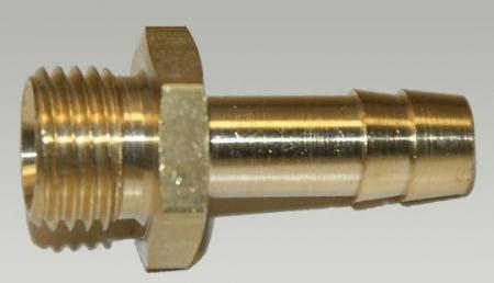 Tülle 1/4 Außengewinde - 8 mm Schlauchanschluss