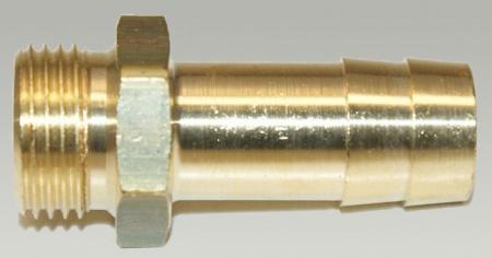 Tülle 3/8 Außengewinde - 13 mm Schlauchanschluss