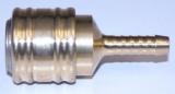 NW 5,5 Kupplung - 6 mm Schlauchanschluss