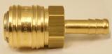NW 7,2 Kupplung - 8 mm Schlauchanschluss