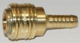 NW 7,2 Kupplung - 9 mm Schlauchanschluss