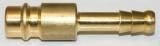 NW 7,2 Stecker - 4 mm Schlauchanschluss