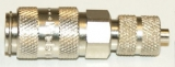 NW 2,7 Kupplung - 3 x 4 Schlauchanschluss