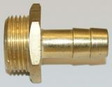 Tülle 3/4 Außengewinde - 13 mm Schlauchanschluss
