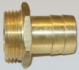 Tülle 1 Außengewinde - 25 mm Schlauchanschluss