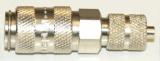 NW 2,7 Kupplung - 4 x 6 Schlauchanschluss