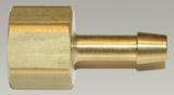 Tülle 1/4 Innengewinde 6 mm Schlauchanschluss