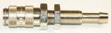 NW 2,7 Kupplung - 3 mm Schlauchanschl. Schott M 7x 0,5