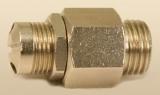 Mini Sicherheitsventil - 1/4 Außengewinde 1-4 bar