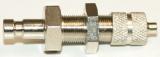 NW 2,7 Stecker - 3 x 4 Schlauchanschl. Schott M 7x 0,5