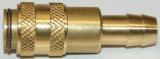 NW 5 Kupplung - 9 mm Schlauchanschluss