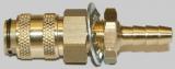 NW 5 Kupplung - 6 mm Schott M 12x1