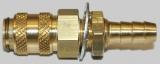 NW 5 Kupplung - 8 mm Schott M 12x1